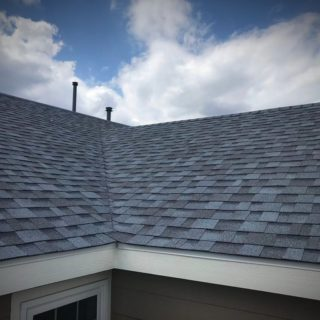 OWENS CORNING DURATION QUARRY-GRAY